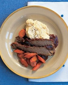 Braised Brisket, Recipe from Everyday Food, April 2004