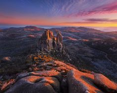 https://flic.kr/p/wxLXBH | Great Moments | The Cathedral, Mount Buffalo feat. guest appearance from 'Mr Dropinsky' who appeared at Grampians National Park.  Together, this image represents an amazing morning I had at Mt Buffalo as well as a light spectacle I saw a week earlier at the Pinnacle. I feel you ought to know that and you can judge whether or not this image is for you but I want to get it out there that I think much of the arguing going on about composites is just for arguments…