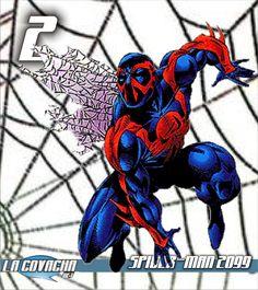disfraces hombre araña del futuro - Buscar con Google