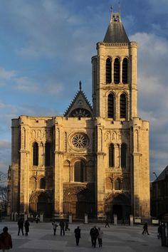 ✅ Basilique Saint-Denis (93)