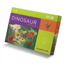 Dino Kingdom 100 Piece Puzzle