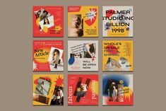 Page Layout Design, Magazine Layout Design, Graphic Design Posters, Graphic Design Inspiration, Yearbook Layouts, Yearbook Spreads, Typography Layout, Retro Design, Design Design