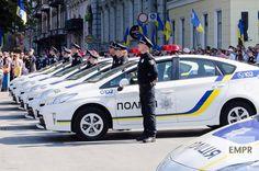 New patrol police take oath in Odessa