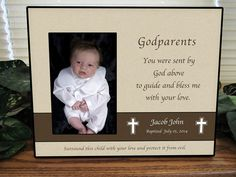 Godparent Gift Baptism Gift for Godparents Baptism by TheSubShoppe, $26.00