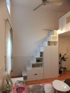 ロフト階段Lofty