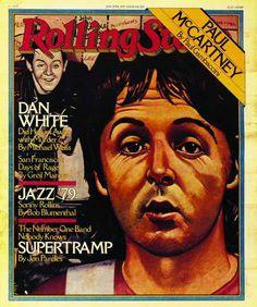C Allen Gilbert Prints | ... Canvas Edition Rolling Stone Cover by Julian Allen at Barewalls.com