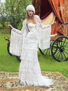 Yolan Cris Wedding Dresses 2014
