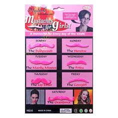 Suprise your peers or shock your colleagues with any of these pink moustaches. Phantom Mask, Opera Mask, Hero Costumes, Children Images, Halloween Masks, Lip Liner, Costume Accessories, Masquerade, Party Supplies