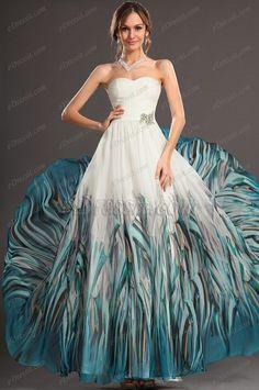 eDressit New Sweety Heart Sleeveless Printed Fabric Evening Dress (00126368)