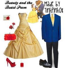 Beauty and the Beast Prom