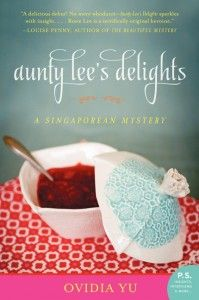 Aunty Lee's Delights book cover