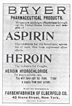 I gamle dager, da hostemedisinen faktisk virket.
