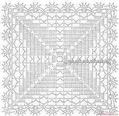 http://outstandingcrochet.blogspot.com.ar/2012/01/stone-maxi-skirt-pattern.html