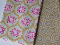 2 Fat quarter Tilda Fabric cotton Tissu Tessuti telas florales Craft supplies Sewing Patchwork by FitaDeVies