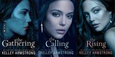good books Darkness rising series by Kelly Armstrong