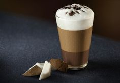 Mocca Latte with Coconut - Nespresso Ultimate coffee creations