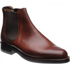 Herring Shoes Church's Shoes, Hard Wear, Goodyear Welt, Toe Shape, Brogues, Comfortable Shoes, Chelsea Boots, Calves, Leather