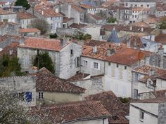 @sixteign - The Roman City of Saintes in Poitou-Charente is so French and a favourite place to stay #ForAnyone