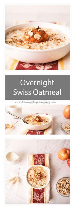 Overnight Swiss Oatm