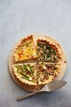 Pimiento Cheese Make-Ahead Quiche-Make something with pimiento cheese, win brunch.