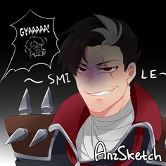 When someone want you to smile Mobiles, Chibi Naruto Characters, Wattpad, Alucard Mobile Legends, Moba Legends, Legend Games, Slayer Anime, Funny Comics, Aesthetic Anime