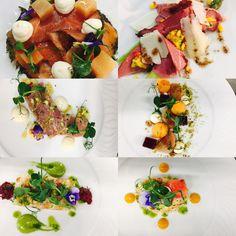 Speing/summer menu Franck katemesha