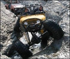 crazy jeep flex!