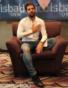 Entrevista David Bisbal - Brasil 2014.