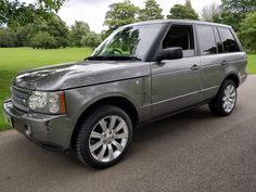 eBay: 2007 LAND ROVER RANGE ROVER TDV8 VOGUE DRIVE AWAY DAMAGE REPAIRABLE EASY REPAIR #carparts #carrepair