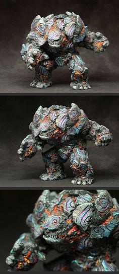 Rogue Idol of Gork inspiration