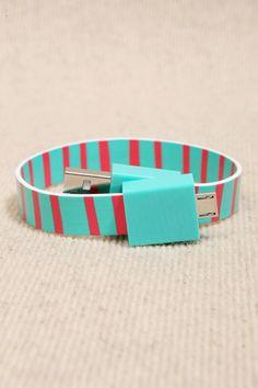 Mohzy Candy USB Bracelet