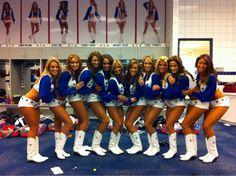 Dallas Cowboys Cheerleaders : Photo