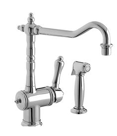 The Dxv Victorian Collection Rekindles Grandeur And Ornamentation Of Clic European Designed Kitchen Faucets Are