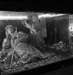 #Palermo, Santuario di S. Rosalia a Montepellegrino, teca contenente la statua della Santa