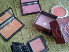 Top 5 Tuesday - Blusher