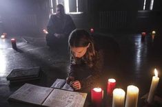 A Dark Song - A determined young woman and a damaged occultist risk their lives and souls to perform a dangerous ritual that will grant them what they want. Horror Movies On Netflix, Best Horror Movies, Scary Movies, Hd Movies, Movies To Watch, Dark Songs, Witch History, Little Shop Of Horrors, Songs 2017