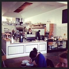 Sep. 2013. #coffee #shop #us #sanfrancisco