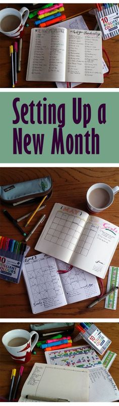 There are so many things you can add to your monthly spread that will make you more productive and better organized. See what methods I use in my new May set up!