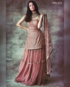 Party Wear Indian Dresses, Designer Party Wear Dresses, Indian Fashion Dresses, Indian Bridal Outfits, Indian Gowns Dresses, Indian Bridal Fashion, Dress Indian Style, Indian Designer Outfits, Pakistani Dresses