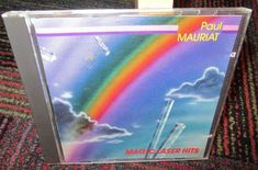 PAUL MAURIAT & HIS ORCHESTRA: MAGIC LASER HITS MUSIC CD, 18 GREAT TRACKS, GUC