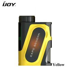 Original iJOY CAPO Squonker Box 100W – Weapon Vape Weapon, Vape, The Originals, Box, Smoke, Snare Drum, Electronic Cigarette, Electronic Cigarettes, Boxes