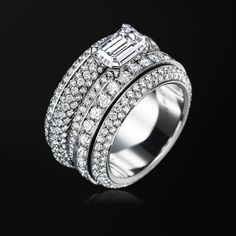 White gold Diamond Ring G34A6600 - Piaget Luxury Jewelry Online