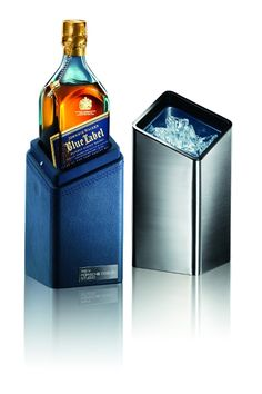 Johnnie Walker Blue Label by Porsche Design Studio @Porsche Design www.luxuo.com