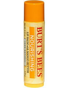 Burts Bees Lip Balm with Mango Butter