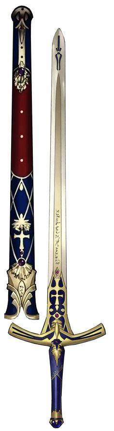G-Force's Caliburn Photon Power Swords by SolGravionMegazord.deviantart.com on…