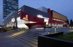 Usce Shopping Centre, Belgrade, 2009 - Chapman Taylor Architetti