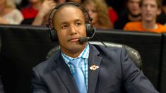 WWE has had its fair share of commentators over the period that it has been active in the pro-wrestling gaming. Byron Saxton happens to be one of them. Raw Wrestling, Wrestling Videos, Wrestling News, University Of Florida, Michael Cade, Florida Championship Wrestling, Byron Saxton, Wwe Raw Videos