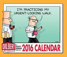 Lire les livres Dilbert 2016 Day-to-Day Calendar by Scott Adams en ligne Funny Calendars, Desk Calendars, Scott Adams, E Books, Stocking Stuffers For Men, Presents For Mum, Lus, American Comics, Home Living