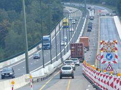 La A3 y la N-340, las peores carreteras para circular