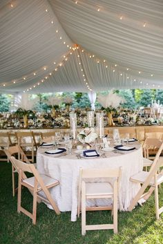 tented wedding decor ideas via Kina Wicks Photography - Deer Pearl Flowers / http://www.deerpearlflowers.com/reception-decor/tented-wedding-decor-ideas-via-kina-wicks-photography/